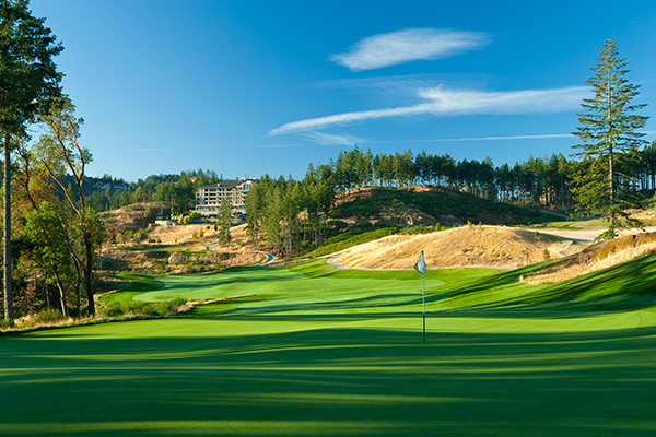 Bear Mountain Golf Stay & Play Victoria