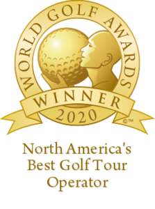 North America's Best Golf Tour Operator 2020